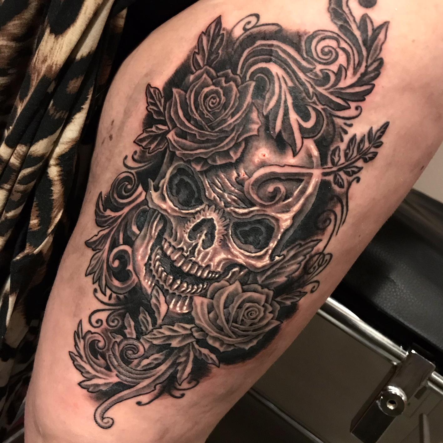 tatuering gävle drop in